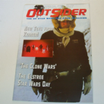 Star Wars Outsider Magazine issue 12 Magazine